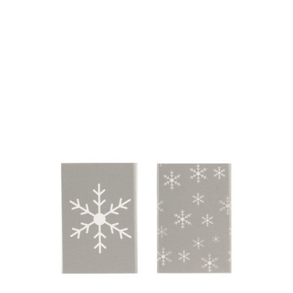 Storefactory Storefactory – Luciferdoosje Snowflake