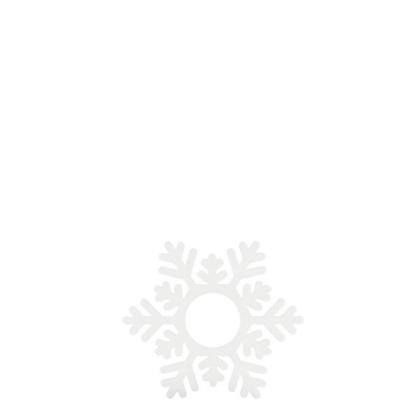 Storefactory Storefactory – Kaars Manchet Snö - Snowflake