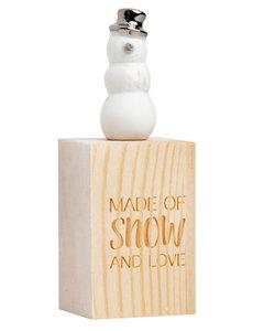 Räder Räder -  Snowman made of Love and Snow