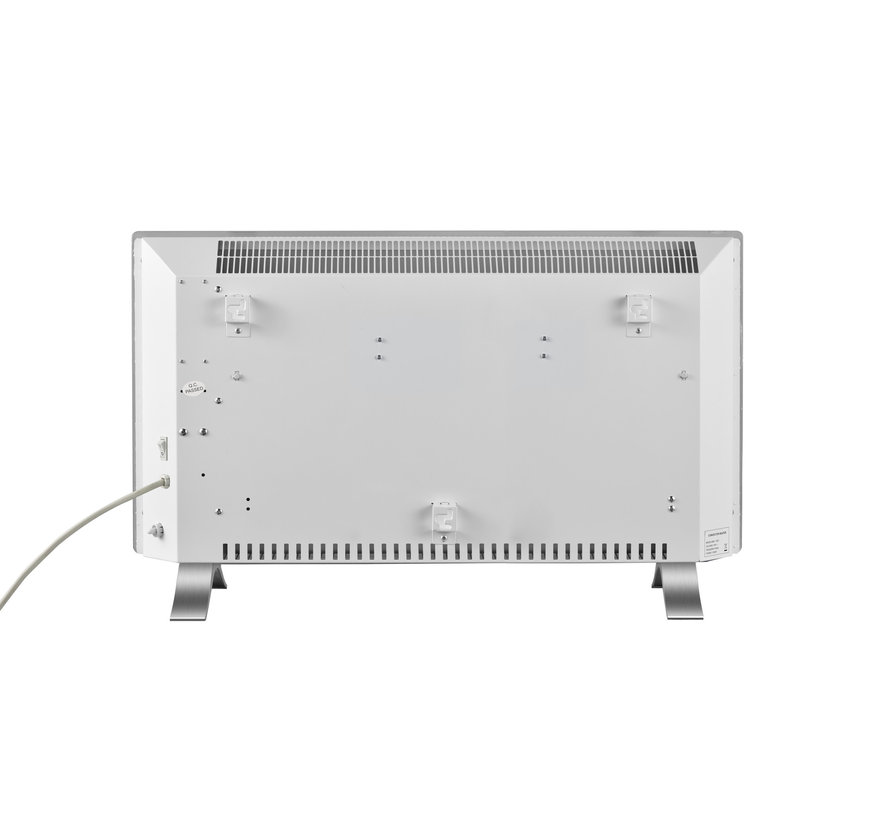 V2 wand en vrijstaande glazen Wifi elektrische verwarming