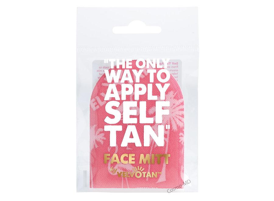 Velvotan™ Self Tan Applicator Mini Face Mitt