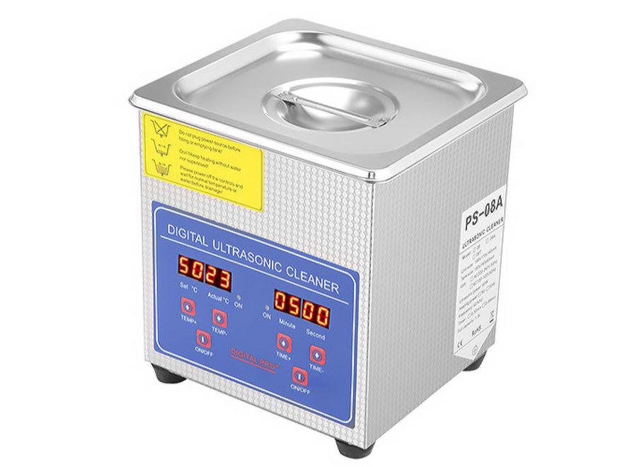 Ultrasoon Reinigings Apparaat RVS 1.3 Liter