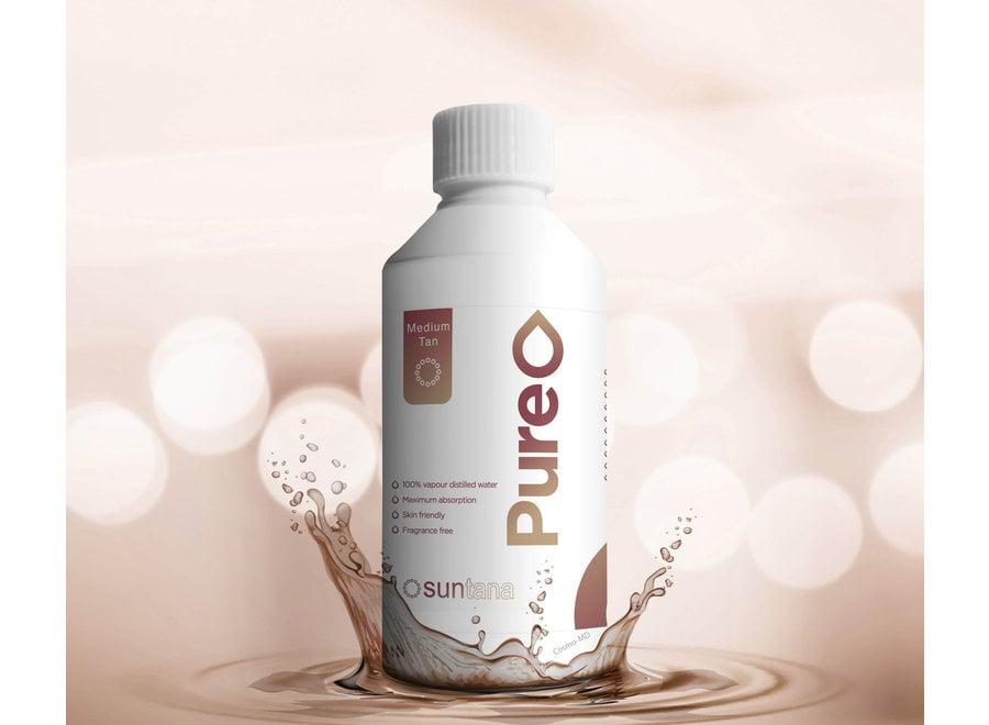 Suntana - Pure Tan - Medium - 250 ml