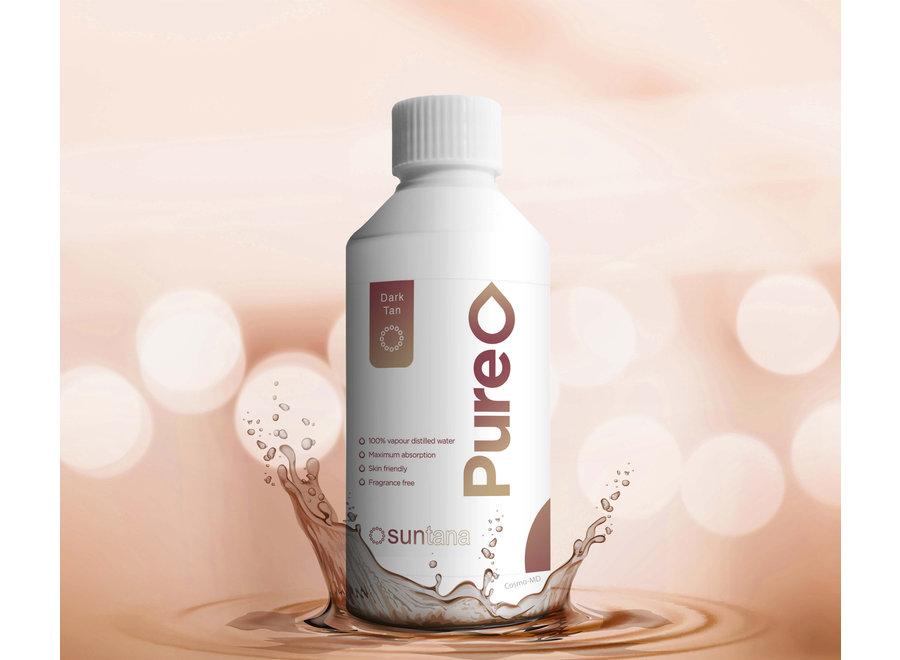 Suntana - Pure Tan - Dark - 250 ml