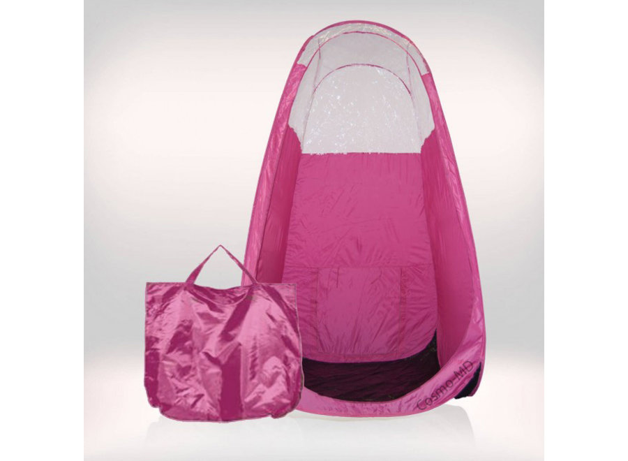 Spray tanning Tent/Cabine Roze