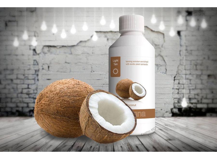 Spray Tan vloeistof - Suntana - Coconut - 250 ml