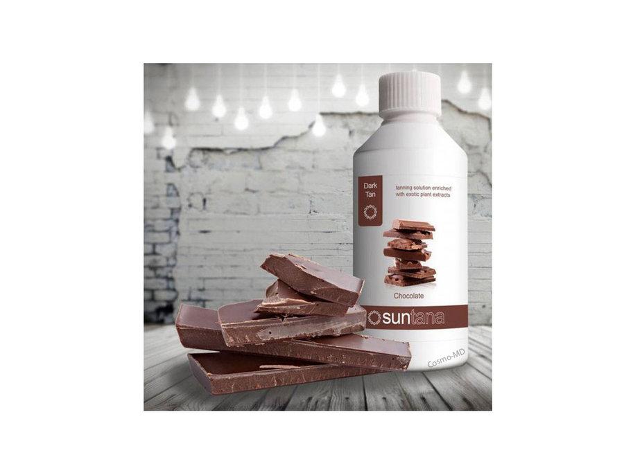 Spray Tan vloeistof - Suntana - Chocolate - 250 ml