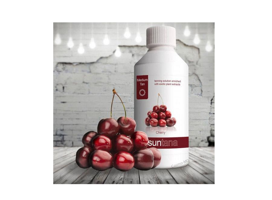Spray Tan vloeistof - Suntana - Cherry - 250 ml