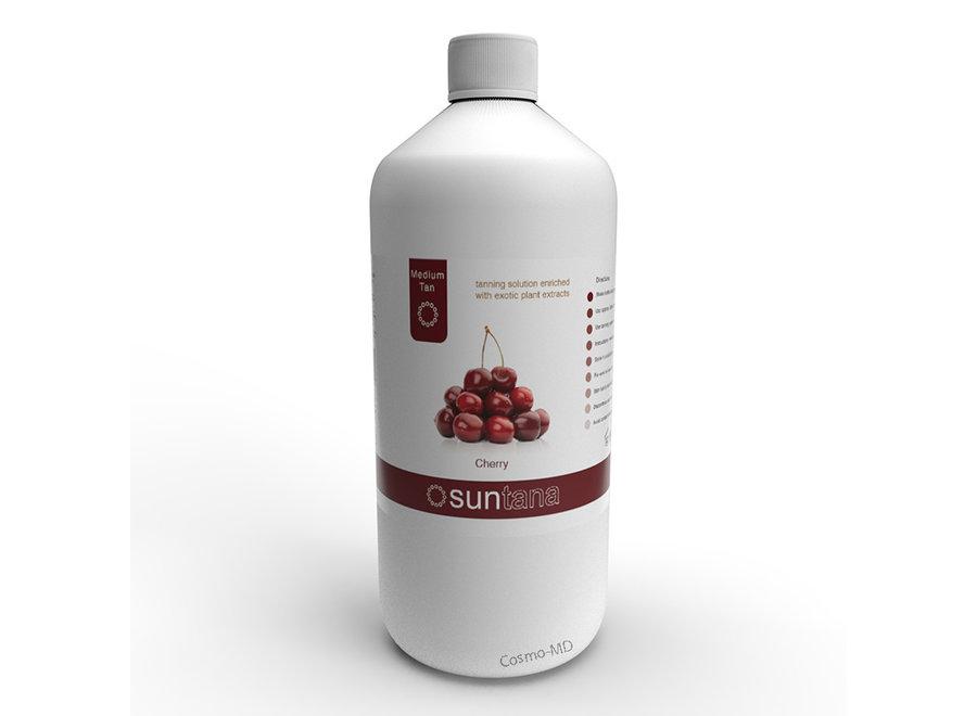 Spray Tan vloeistof - Suntana - Cherry - 1000 ml