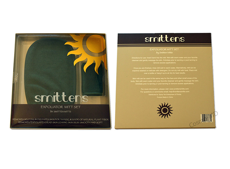 Smittens Exfoliating Scrub Mitt Gift Set