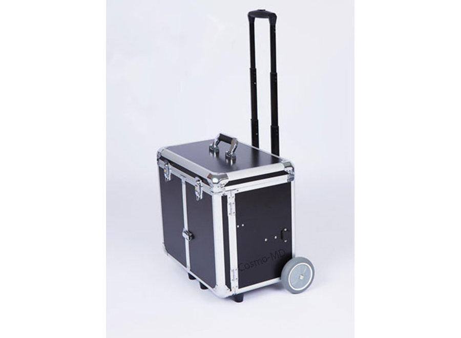 Pedicurekoffer Midi - Zwart