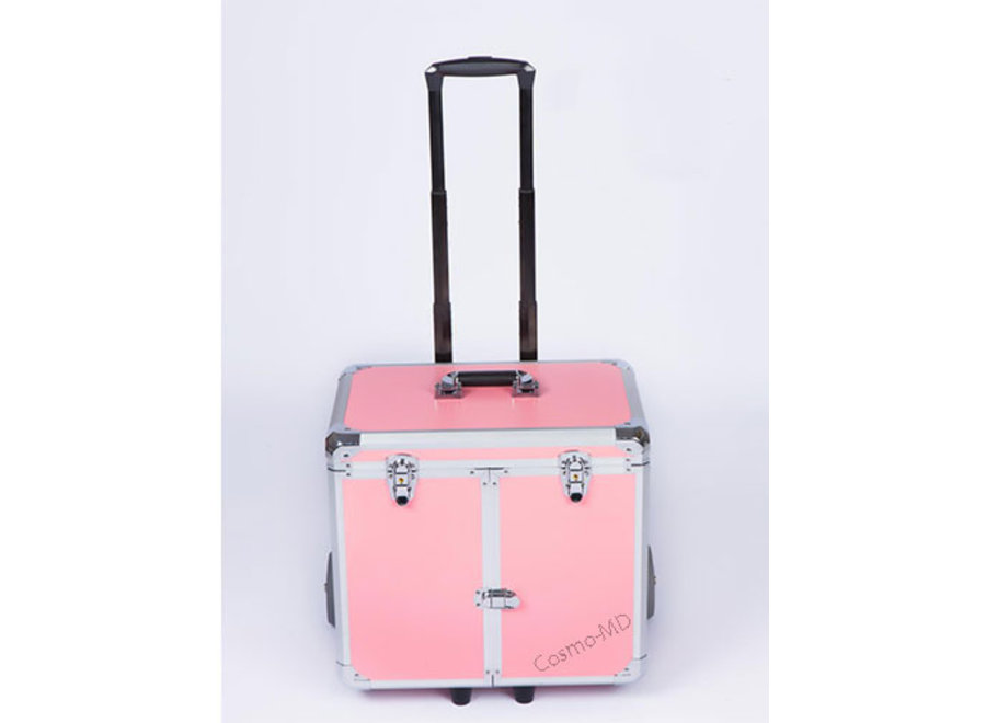 Pedicurekoffer Midi - Roze