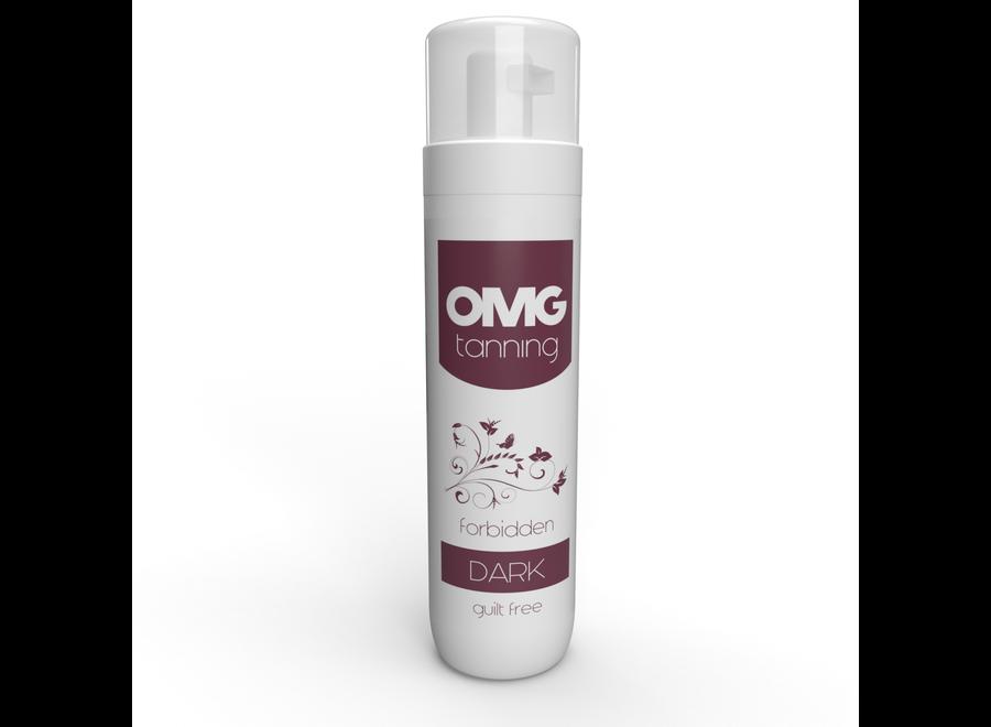 OMG Self Tanning Mousse – Forbidden Dark Tan - 200 ml