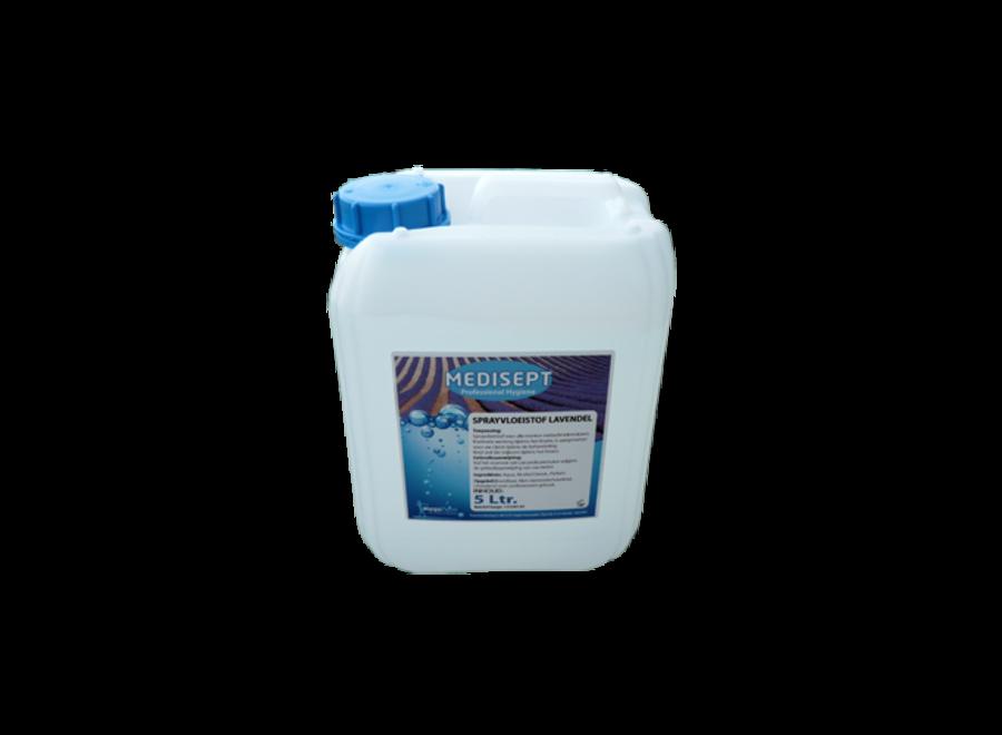 Medisept sprayvloeistof Lavendel 5 liter.