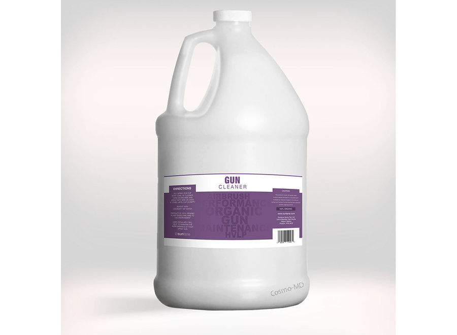Maxi Clean HVLP - Spraytan apparaat cleaner - 4000 ml