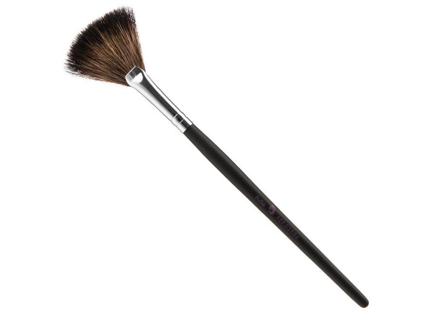Make-up Borstels - 12 Set - Inclusief Trousse