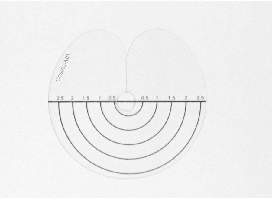 Hairextensions Protector Plaatjes - 5 Stuks