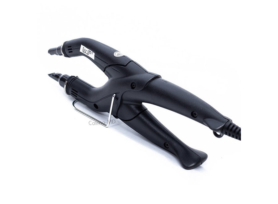 Hairextensions Connector Tang - Zwart