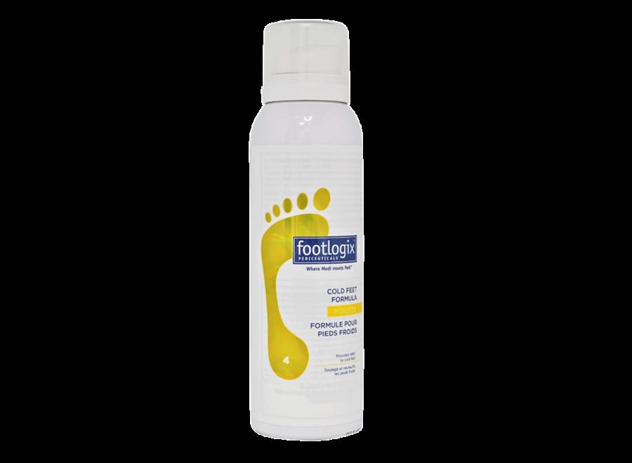 Footlogix Cold Feet Formula 125ml