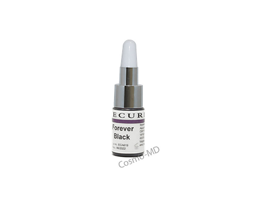 ECURI  - FOREVER BLACK - 3 ML