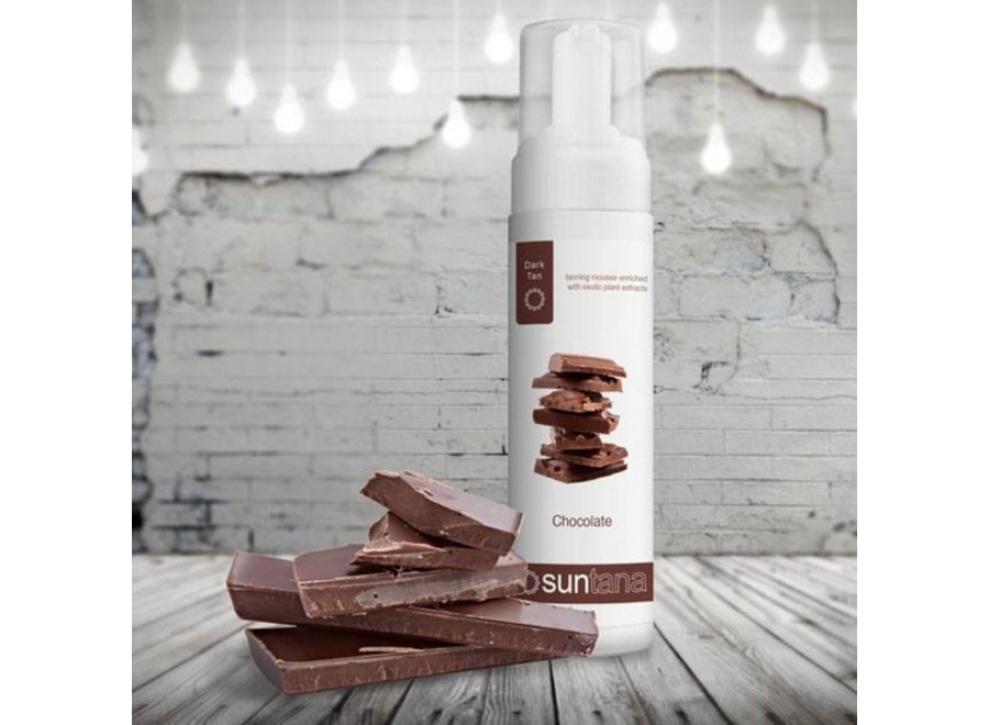 Zelfbruinende Mousse Chocolate
