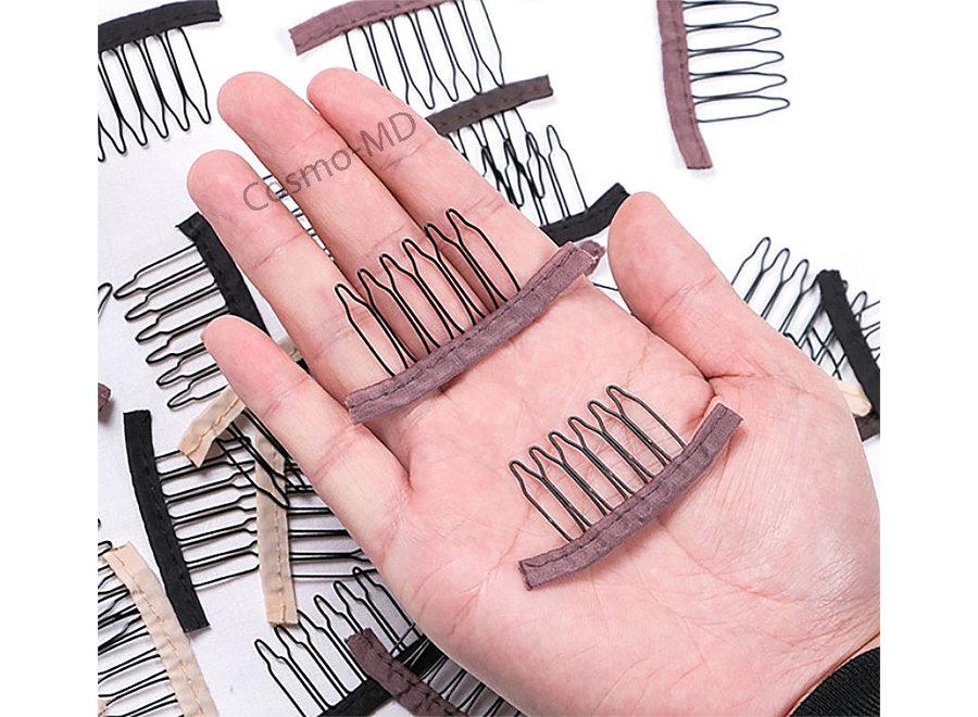 Wig Comb- Bruin