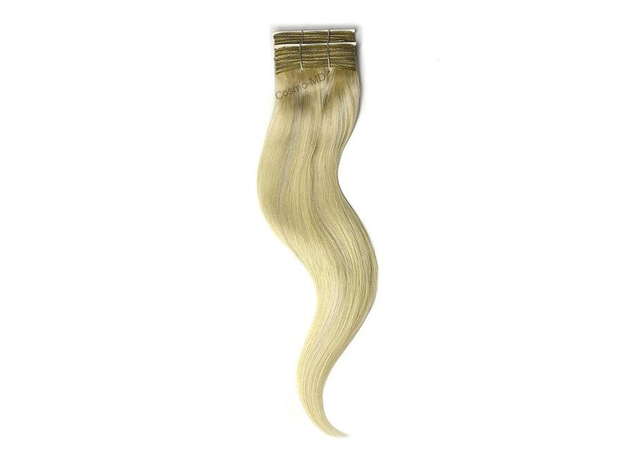 Haar extensions weave (steil) 50cm (110gram)- Kleur (#60/ss) BlondeMe