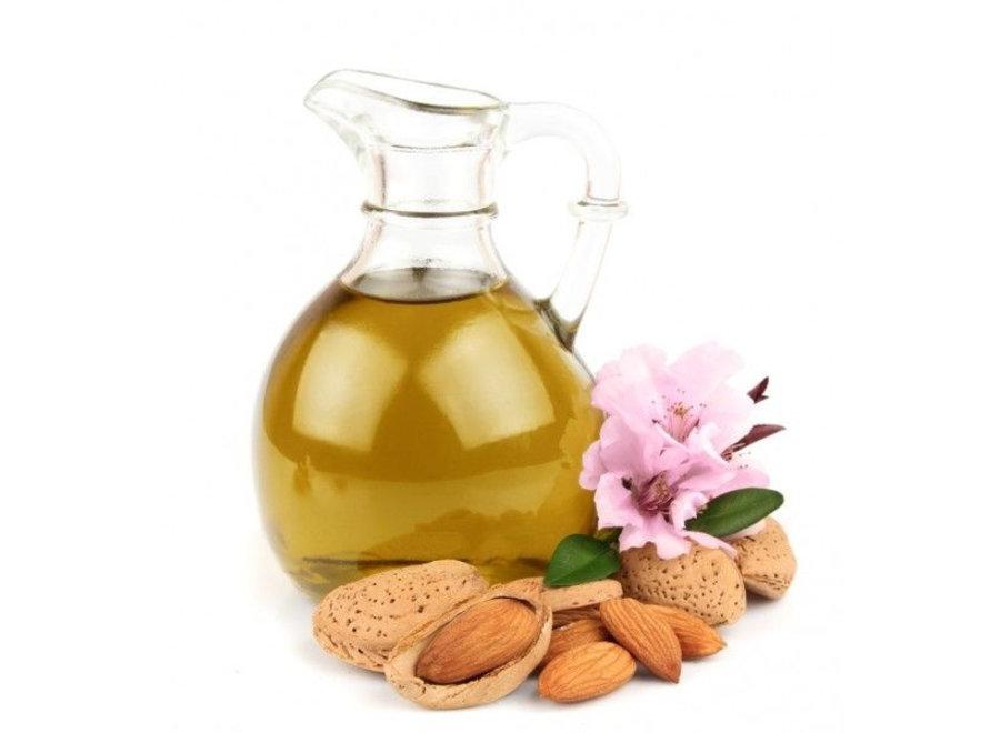 100% Pure Amandelolie - biologisch - natuurproduct - 1000 ml