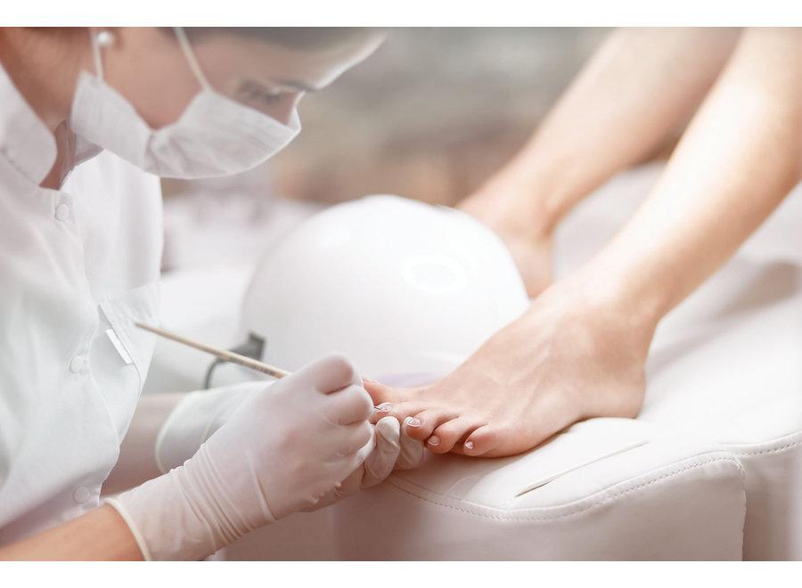 Entrenamiento especializado en cuidado de los pies