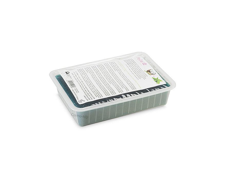 Paraffine kit - Compleet set met digitaal paraffinebad - Natuurlijke paraffinewax met kokos en munt
