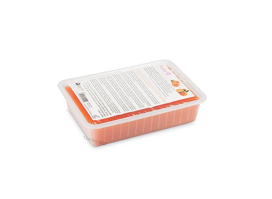 Paraffine kit - Compleet set met digitaal paraffinebad - Natuurlijke paraffinewax met perzik en sinaas