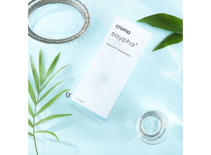 Croma Saypha Rich - Hyaluronic dermal injectable
