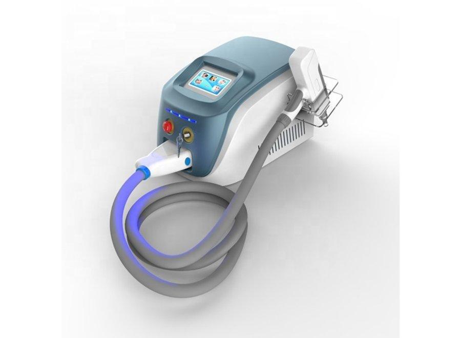 Carbon Laser Peeling Apparatuur