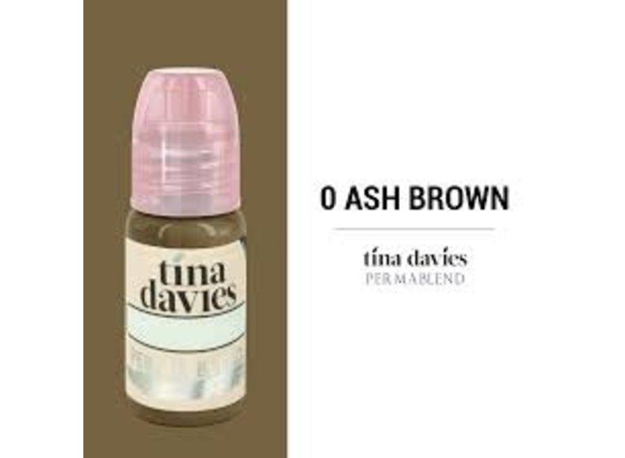 PERMA BLEND - TINA DAVIES - ASH BROWN 15ML