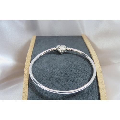 HYKS armbanden Zilveren 925 zilveren Pandora Bangle Armband