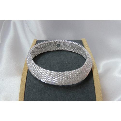 HYKS armbanden Zilveren 925 Armband zonder sluiting
