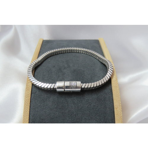 HYKS armbanden Stalen Buddha To Buddha armband