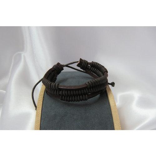 HYKS armbanden Leren verstelbare Armband