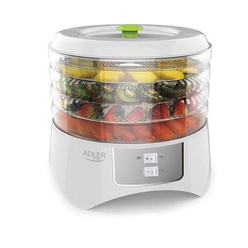 Adler AD6654 - Voedseldroger 400W