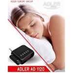 Adler AD 1120 - Wekkerradio met tijdsprojectie