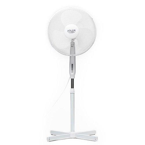 Adler AD7305 - Staande ventilator - wit