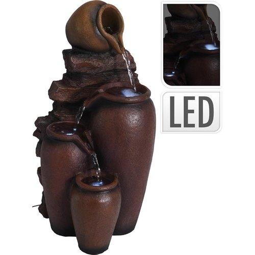 Waterfontein kruiken - 40cm