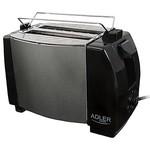 Adler AD35 - Broodrooster - 2 snedes