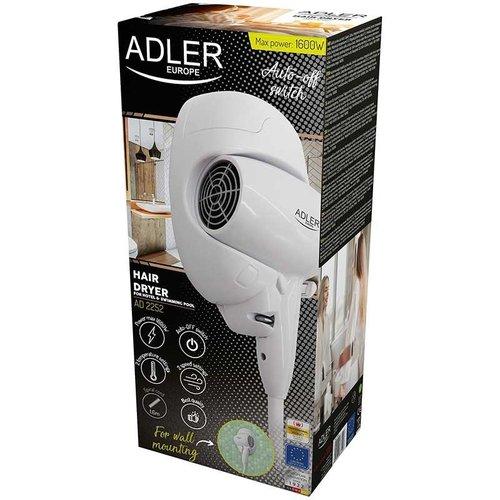 Adler AD 2252 - Föhn voor hotel en zwembad - 1600W