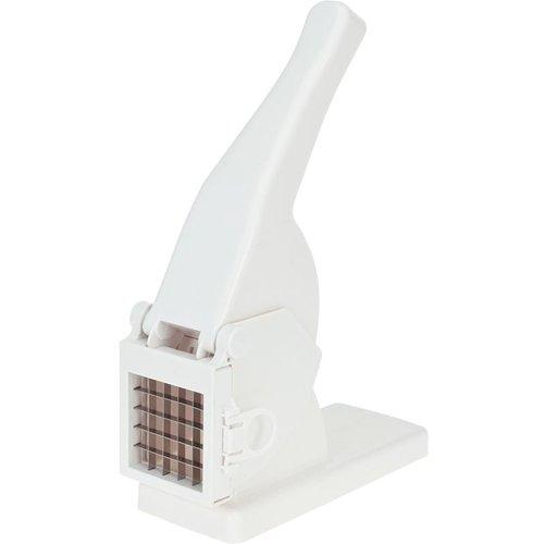 Excellent Houseware Aaardappelsnijder - RVS - wit