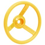 Accessoireset voor speeltoren geel