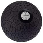 Avento Slambal structuur 4 kg zwart