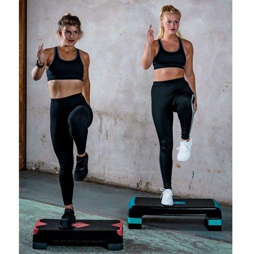 Avento Fitnessstep groot 79x29x20 cm