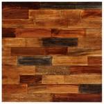 Bartafel 70x70x106 cm massief gerecycled hout