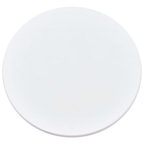 Bartafel 60x107,5 cm MDF wit